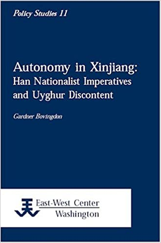 This paper analyzes the sources of Uyghur discontent and ethnonational conflict in Xinjiang since the founding of the People's Republic of China in 1949.
